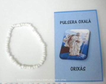 PULSERA ORIXÀ OXALA