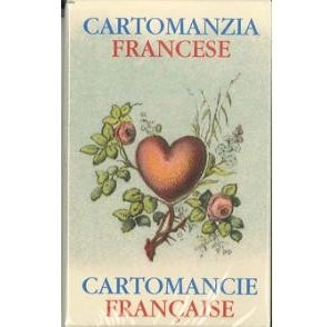 CARTOMANCIA FRANCESA MADAME LENORMAND