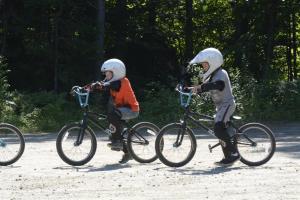 BMX Camp P'tit bonheur