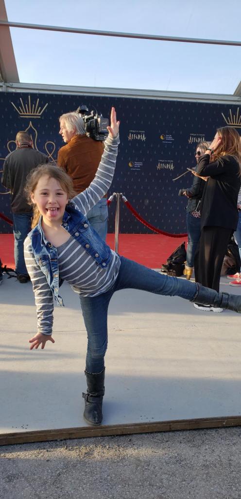 Alegria Cirque Du Soleil