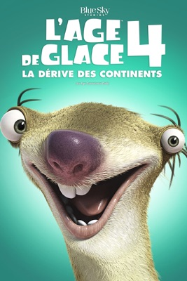Age De Glace 4 Streaming : glace, streaming, L'Âge, Glace, Dérive, Continents, Streaming, Télécharger