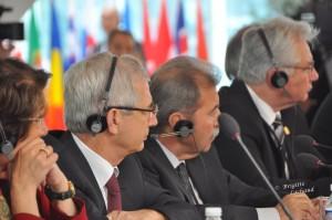 Claude Bartelone Président de l'Assemblée Nationale France