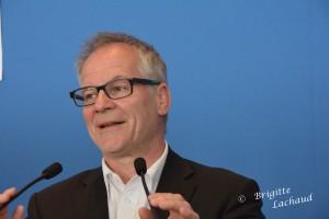 Thierry Frémaux - Délégué général du Festival de Cannes