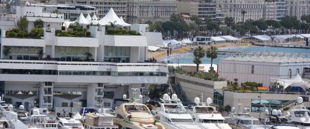Cannes la jetee du vieux port albert edouard renovee - Chambre de commerce et d industrie nice ...