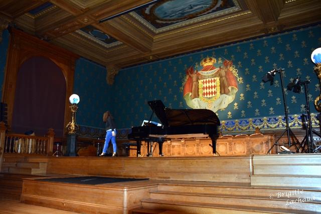 Printemps des arts Monaco conferere 14 BL 007