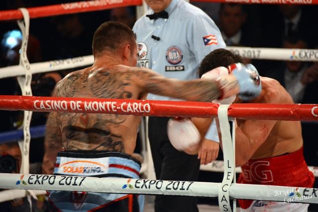 Boxing monaco 21022015