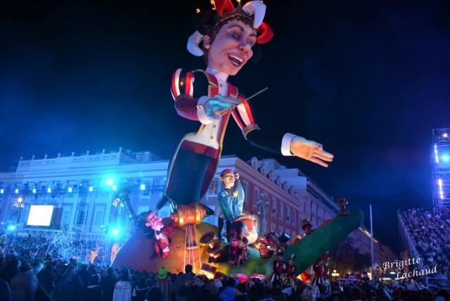 Carnaval nuit 2015