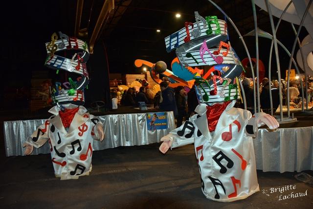 Carnaval élection 2015