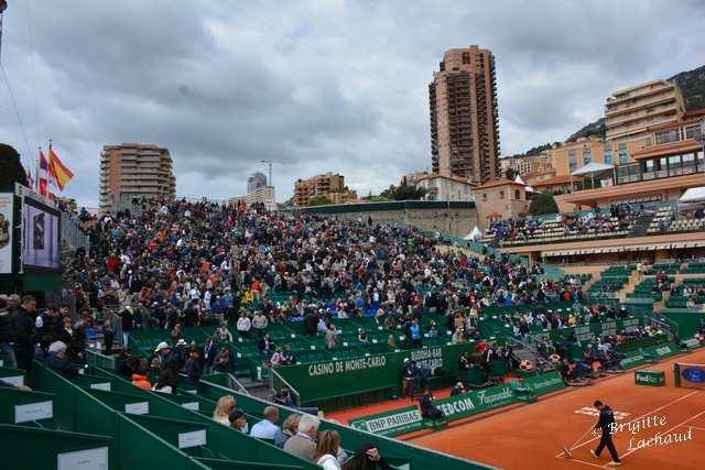 Tournoi tennis Monaco