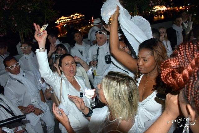 Festican soiree blanche