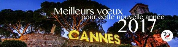 VŒUX DU MAIRE DE CANNES 2017 - DAVID LISNARD