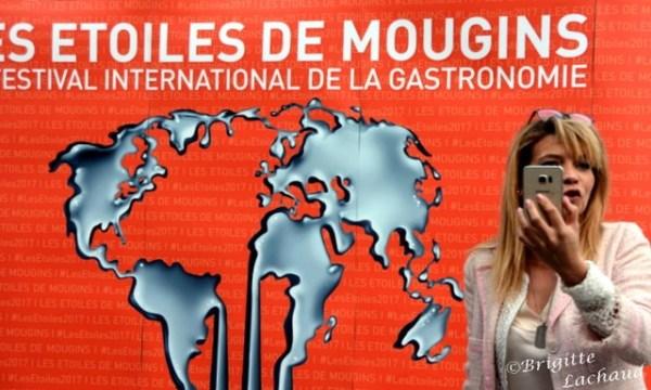 LES ÉTOILES DE MOUGINS AVEC DES CHEFS-D'ŒUVRES EN CHOCOLAT