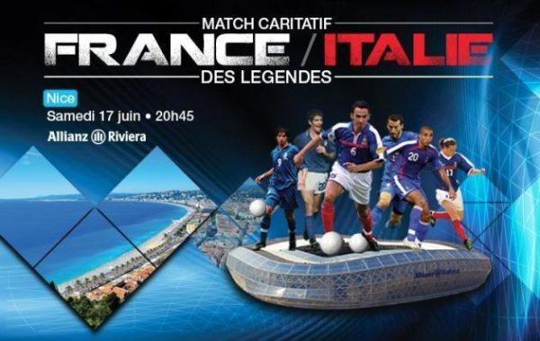 FRANCE - ITALIE - MATCH DE FOOTBALL A L'ALLIANZ RIVIERA NICE