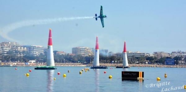RED BULL AIR RACE EN BAIE DE CANNES