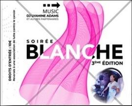 SOIRÉE BLANCHE AU CHÂTEAU DE LA BÉGUDE A OPIO