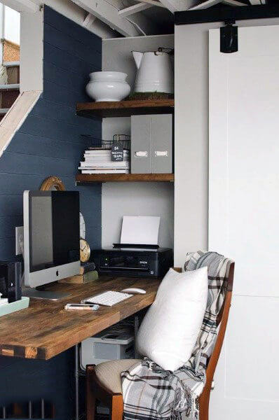Wondrous small home office decorating ideas