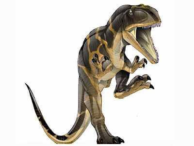 Dinosaur Names Abelisaurus