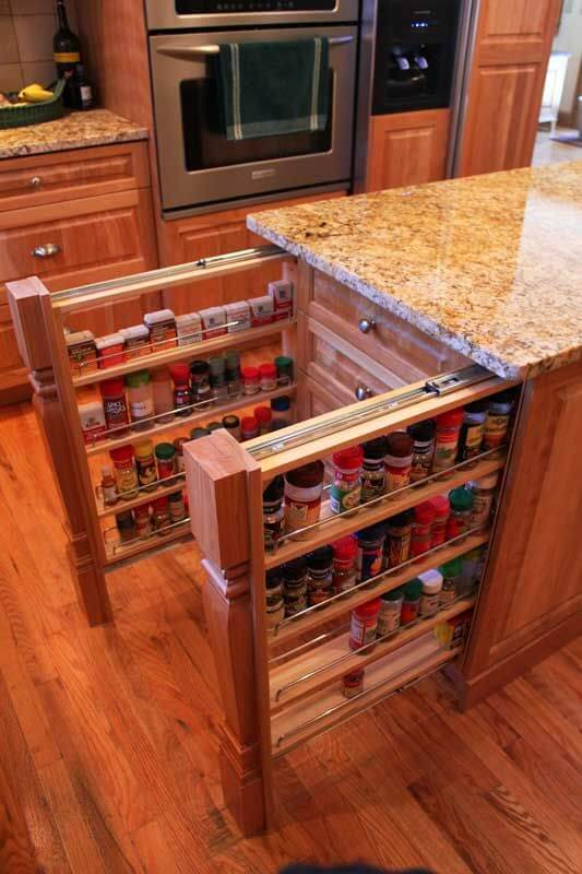 Awe-inspiring open kitchen design with island #kitchen #kitchenisland #kitchendesign #kitchenideas