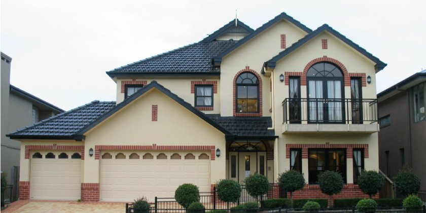 McMansion - types of houses