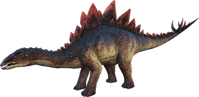 Dinosaur names - Stegosaurus