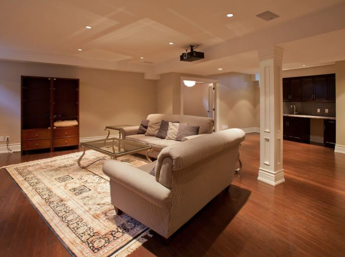 in-law suite aka basement suite
