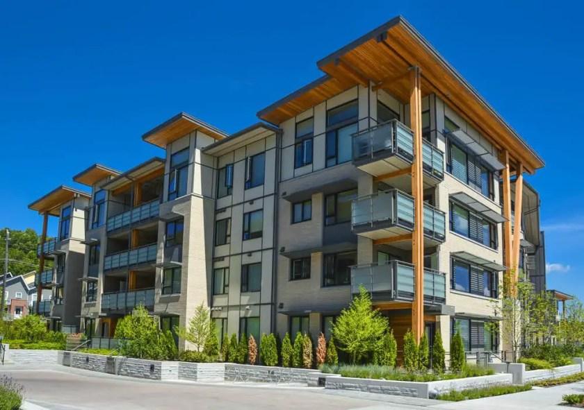 type of houses - condominium