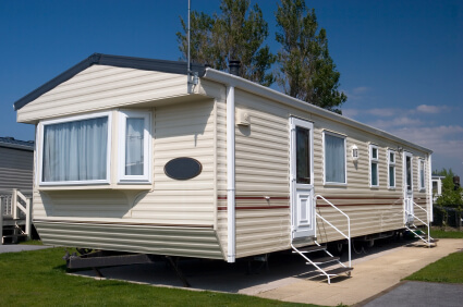 mobile home - type of houses