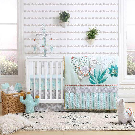 50 Inspiring Nursery Ideas For Your Baby Girl Cute Designs