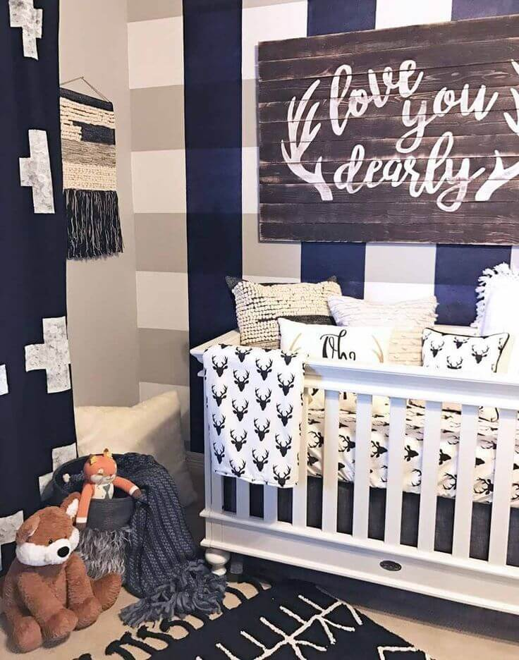 Life changing baby boy ideas for nursery