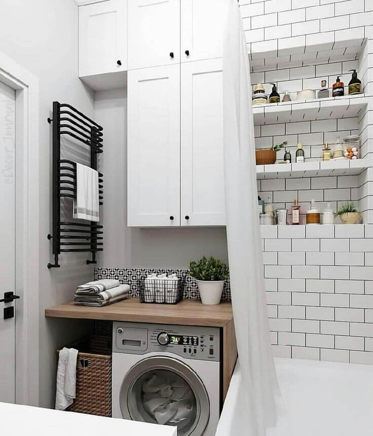 Remarkable laundry room design ideas small spaces