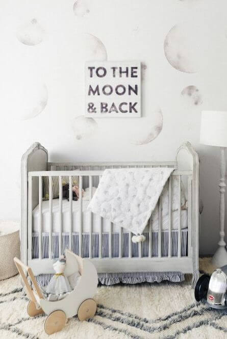 Staggering ideas for baby boy nursery themes