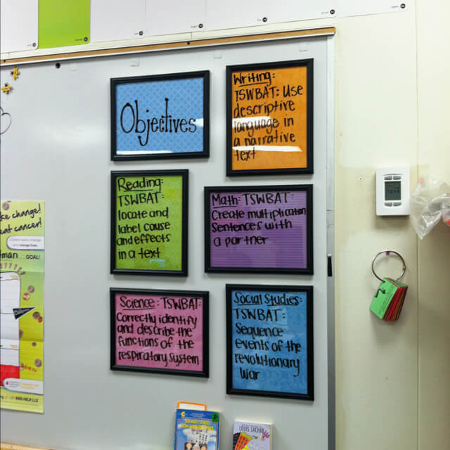 Staggering classroom decorating ideas for 4th grade