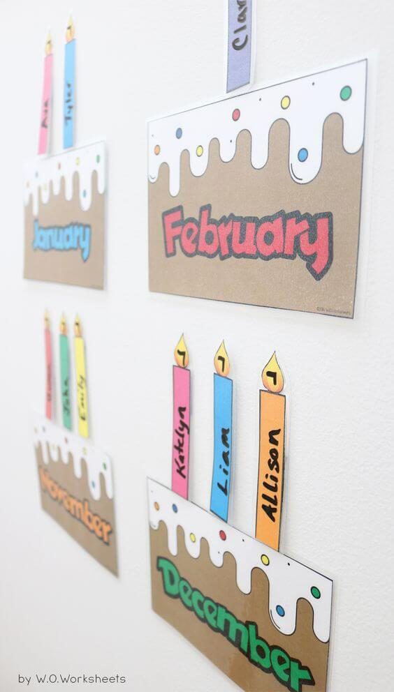 Delight classroom decorating ideas for 2nd grade