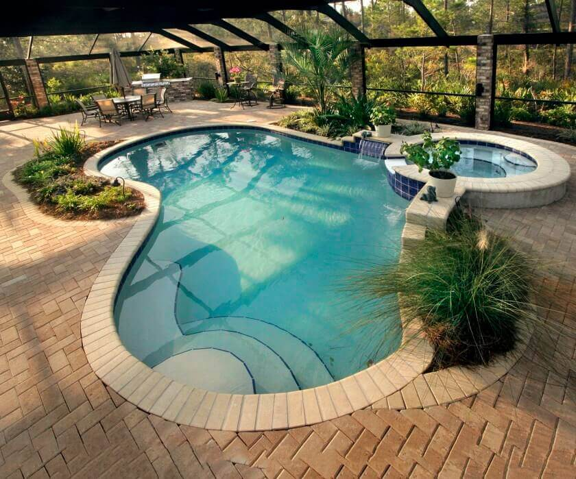 Pool Patio Ideas Build