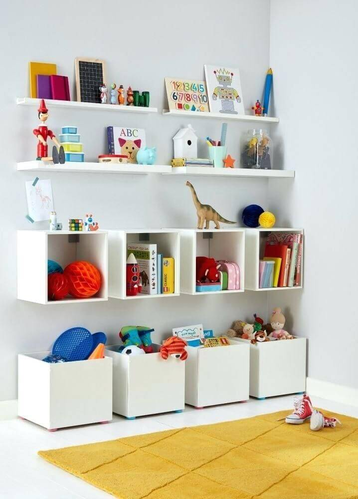 kids room layout