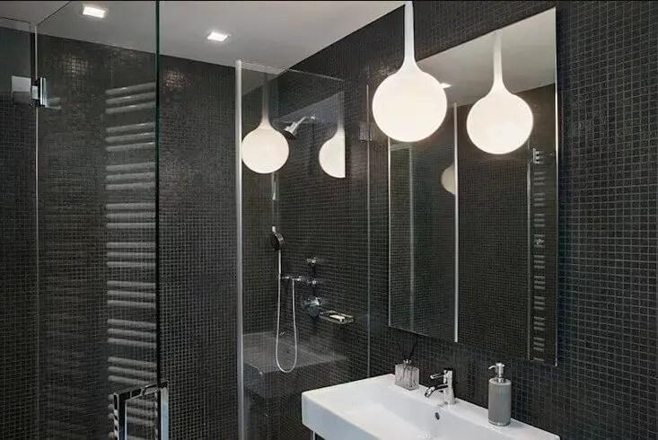 All Black Bathroom Color Ideas
