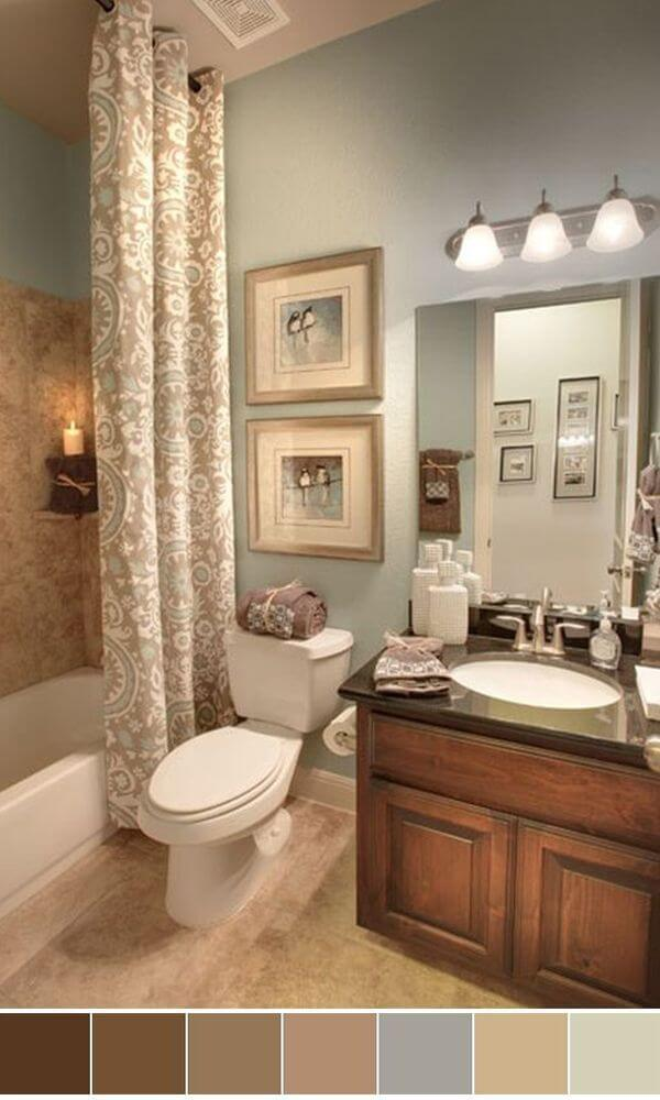Beige bathroom color Ideas