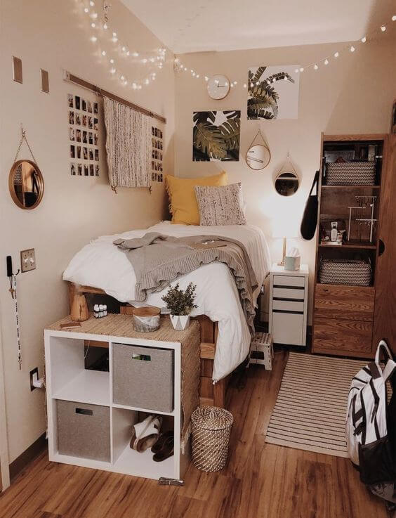 . 25 Small Bedroom Ideas That Are Look Stylishly   Space Saving