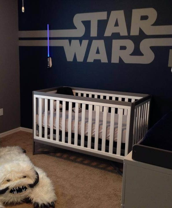 Fantastic modern baby boy's room nursery ideas