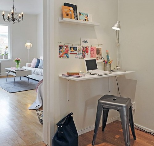Fantastic creative home office ideas for small spaces