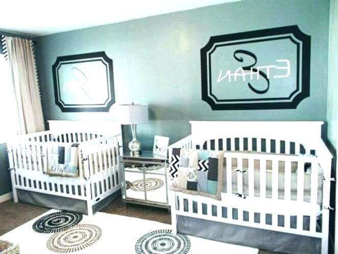 Fantastic elegant baby boy nursery ideas