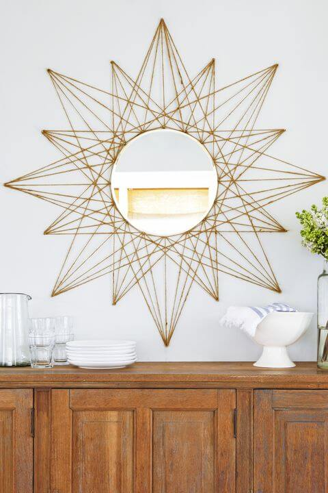 star mirror Upgrade a Mirror into Your Masterpiece