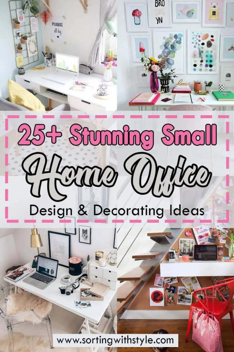 Small room office design ideas