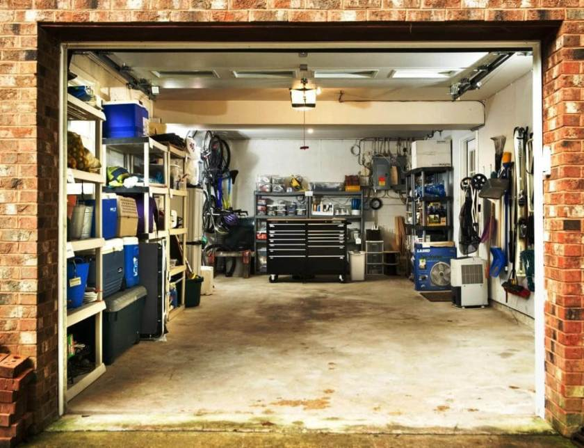 20+ Genius Garage Storage Ideas to Keep Your Garage Organized