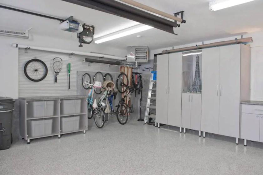 Put It Back Garage Storage Ideas
