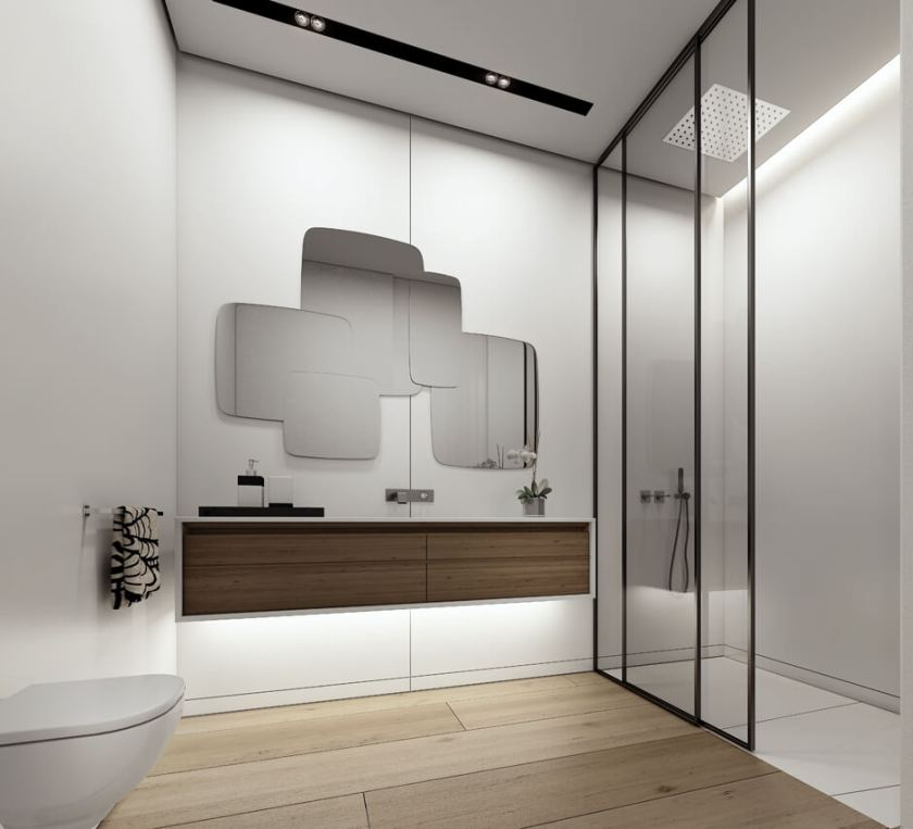 creative mirror design