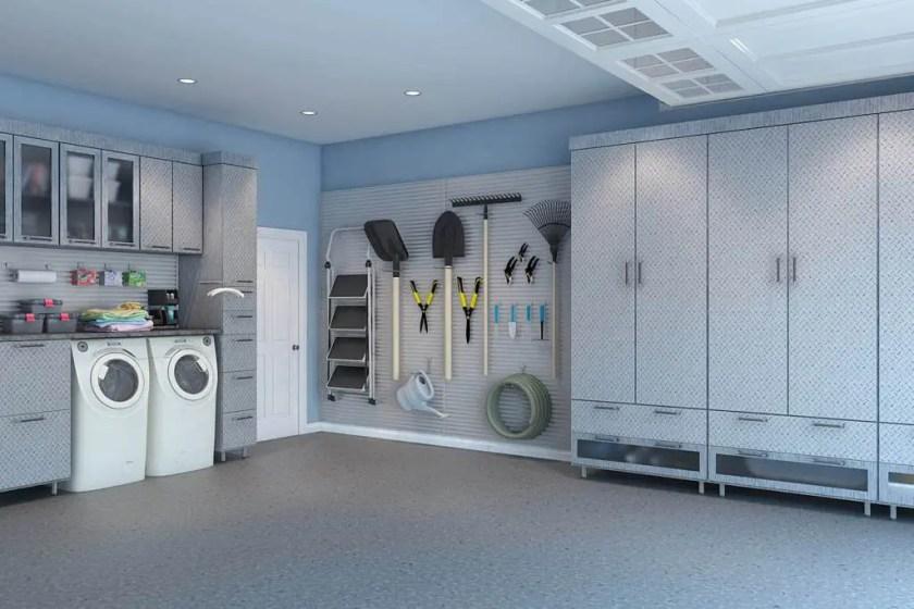 Garage Storage Ideas Plus 3 Garage Man Caves