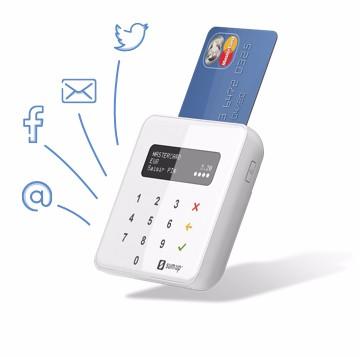 Obtenez 40€ de rabais sur votre lecteur de carte !