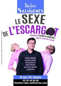 LE SEXE DE L'ESCARGOT @ Théâtre des Salinières | Bordeaux | Nouvelle-Aquitaine | France