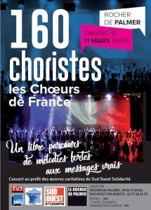 Les Choeurs de France au Rocher de Palmer @ Rocher de Palmer | Cenon | Nouvelle-Aquitaine | France